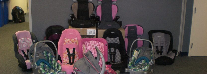 Moline Foundation Awards Grant For Child Safety Seats To The Center