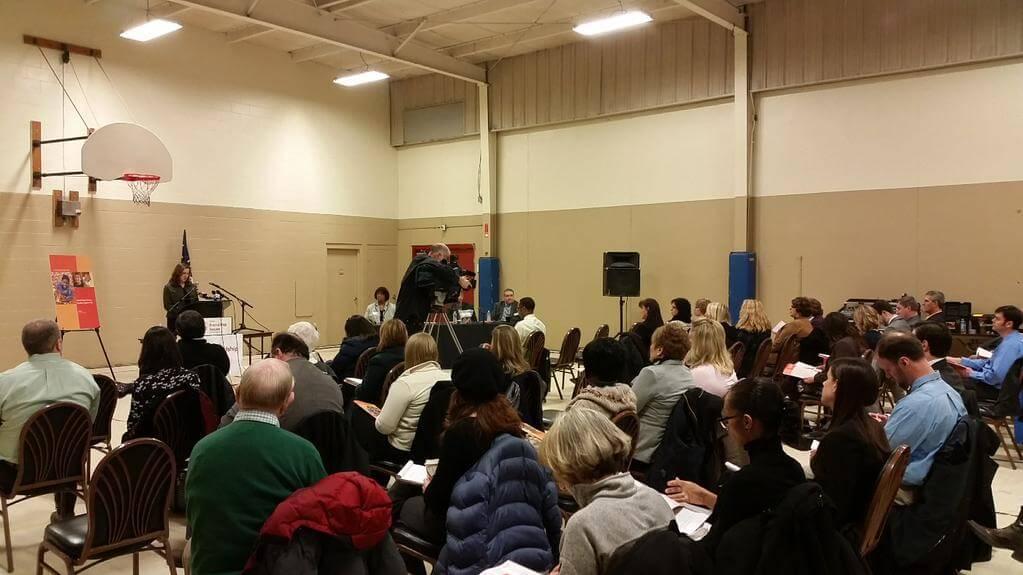 2015 Voices for Illinois Children Media Launch