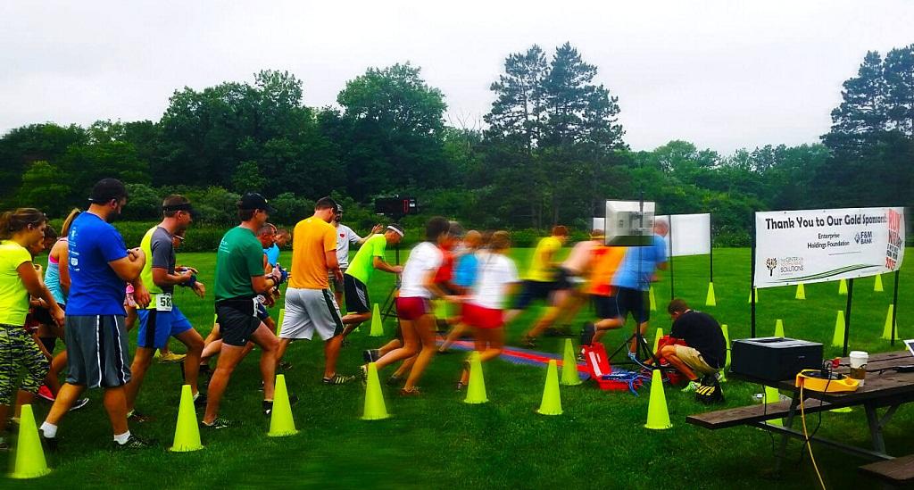 Run Wild 8K and Wild Mile 2015
