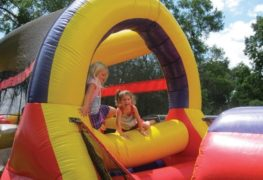 Family Fun Day takes place at Spinder Park