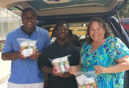 CYFS Food Backpack Nutrition Program Offers a Simple Way to Make a Huge Impact in the Life of School Children