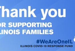CYFS Recipient of the Illinois COVID-19 Response Fund Grant