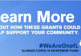 The Center for Youth and Family Solutions actively Supports Vulnerable Families through the Illinois COVID-19 Response Fund