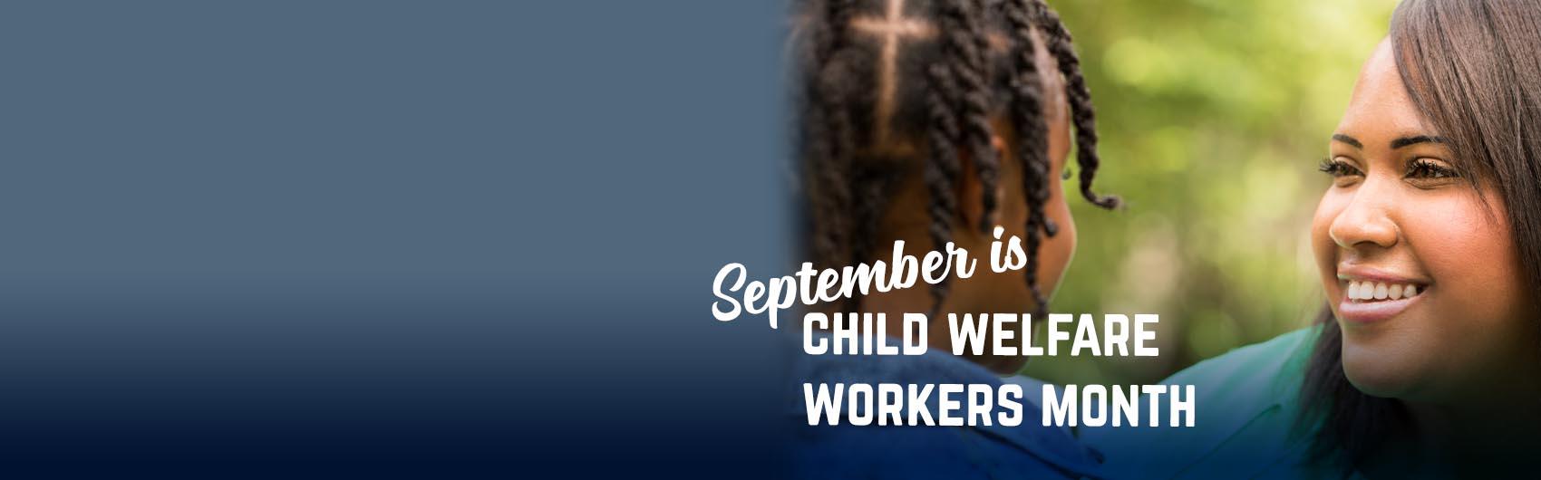 CYFS Celebrates Child Welfare Worker Month