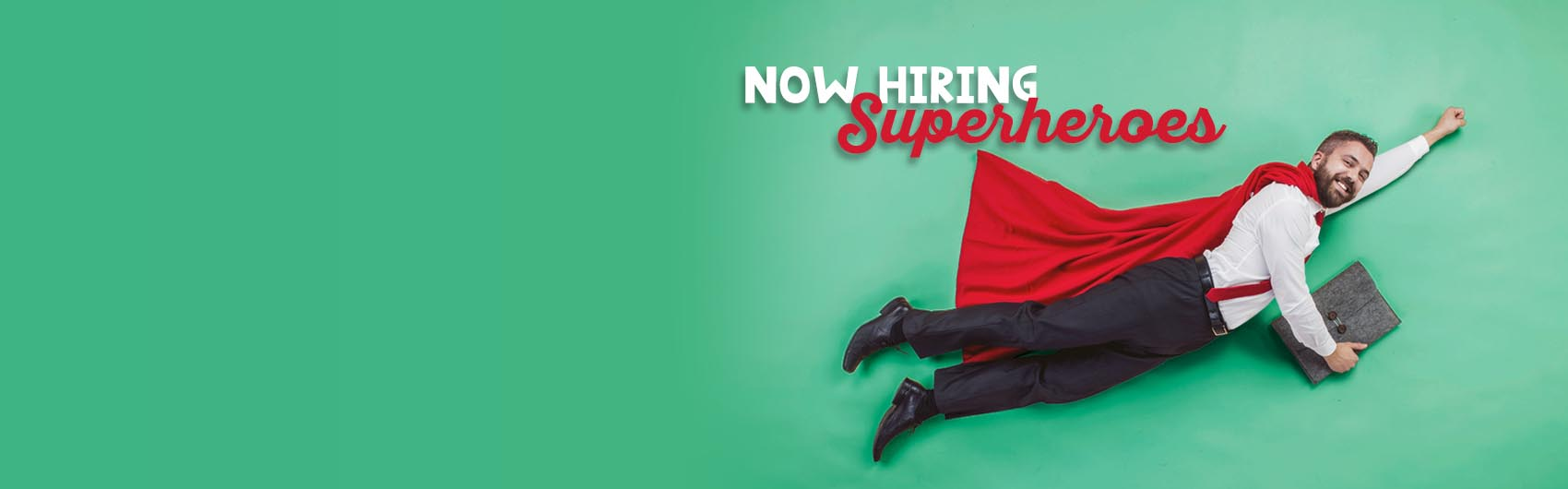 Join Our CYFS Team of Super Heroes!