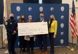 CYFS and Moline Police Department Partnership Enhanced with Social Work Internship Program