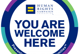 CYFS Recognized by Human Rights Campaign Foundation for LGBTQ+ Includion Efforts!