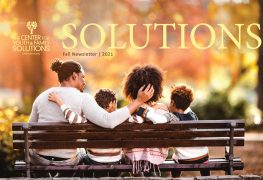 Hot of the press!  CYFS Fall Solutions newsletter